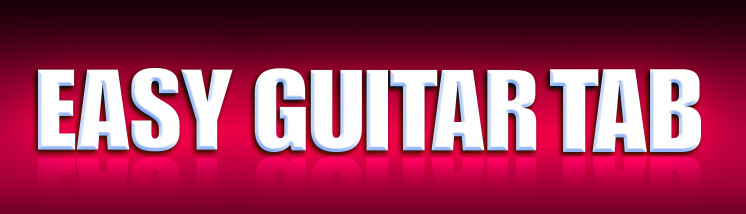 Easy Guitar Tab